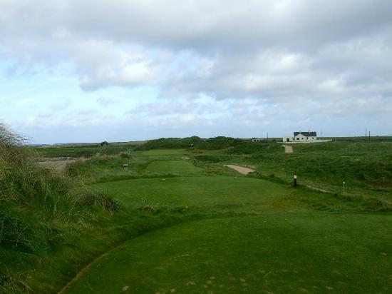 Doonbeg Lodge: Course