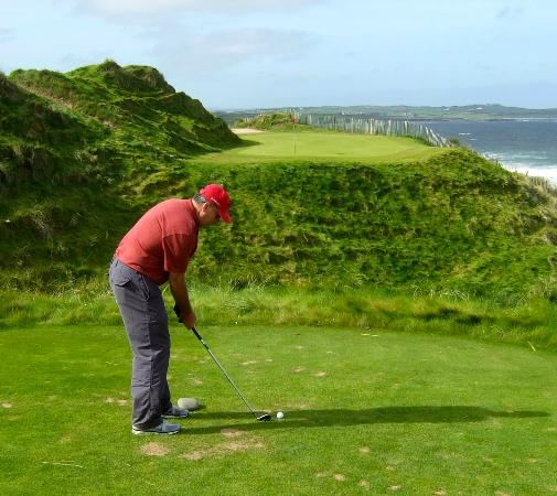 Doonbeg Lodge: Signature hole