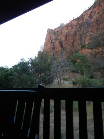 Zion Lodge: Panorama 2