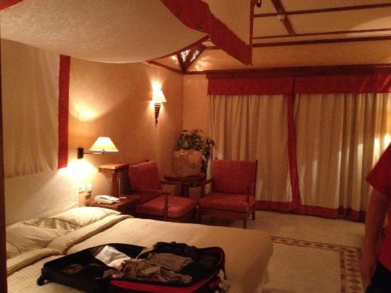 The Grand Resort: Our room