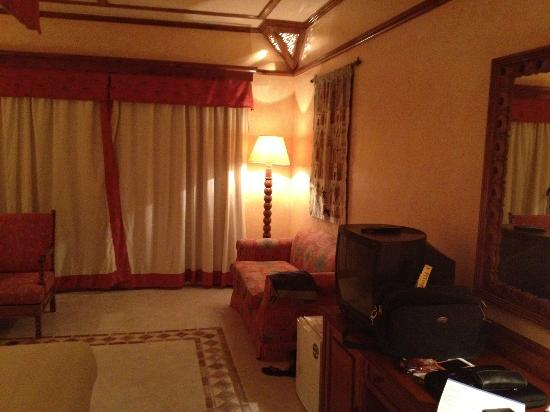 The Grand Resort: Our double room