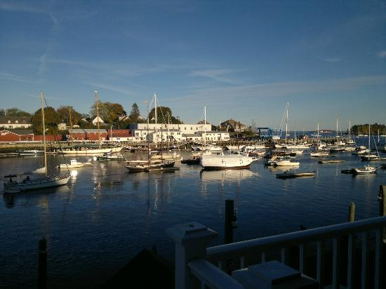 Grand Harbor Inn: Camden Harbour