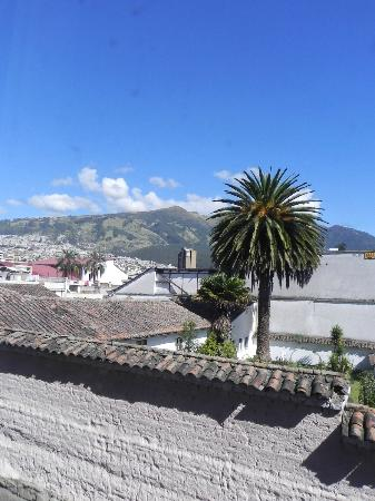 Boutique Hotel Mansion del Angel: View from Room 107