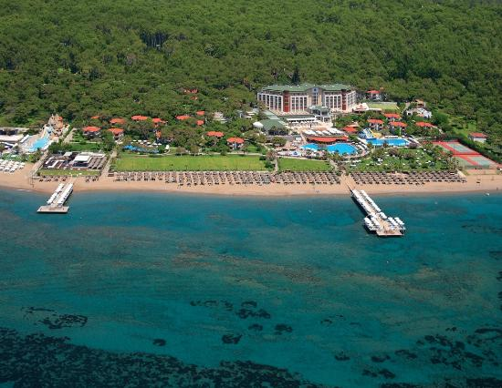 Club Voyage Sorgun: General View