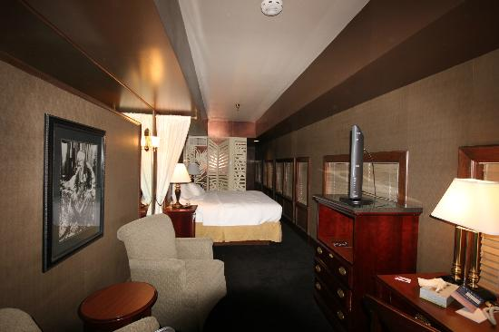 Downtown Indianapolis Hotel Rooms