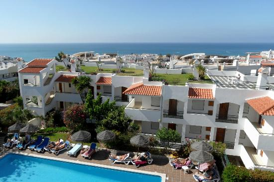 Cerro Mar Atlantico Touristic Apartments: The view from the balcony