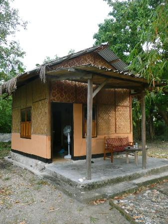 Riung, Indonezja: bungalow