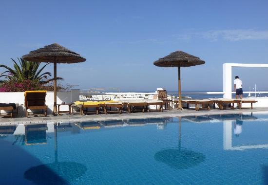 Rochari Hotel: view of the pool