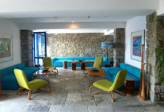 Mykonos Theoxenia: View of the lobby