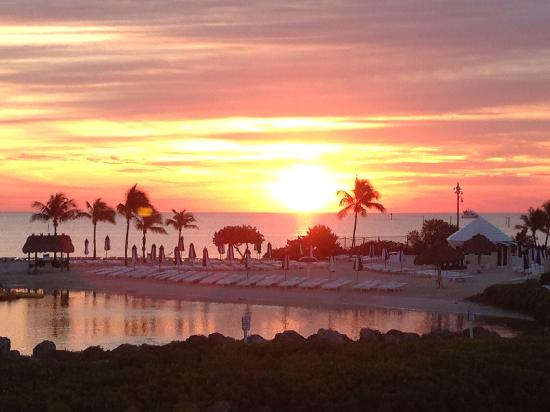 Ocean Reef Club : Sunrise