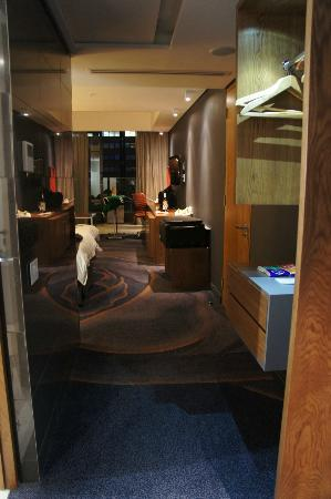 Park Inn by Radisson Cape Town Foreshore: Room entrance