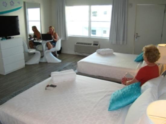 Room 1203 - The Aqua Hotel