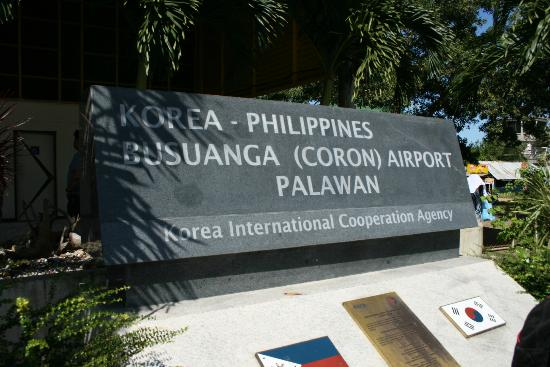   : Busuanga / Coron Airport