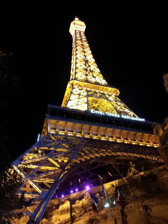 Eiffel Tower Restaurant Pictures on Viajantes   Eiffel Tower Restaurant At Paris Las Vegas   Tripadvisor