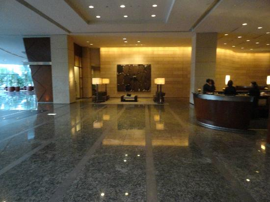 Grand Hyatt Tokyo: Lobby main area
