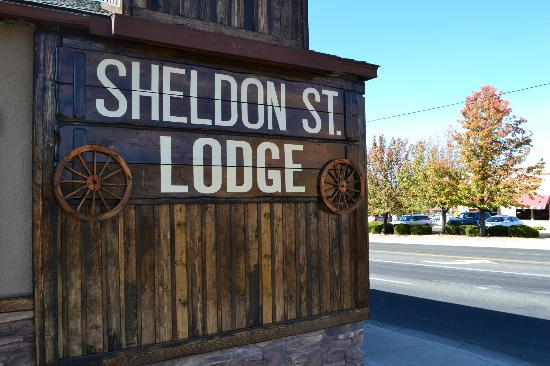 Sheldon St. Lodge: Sheldon St Lodge