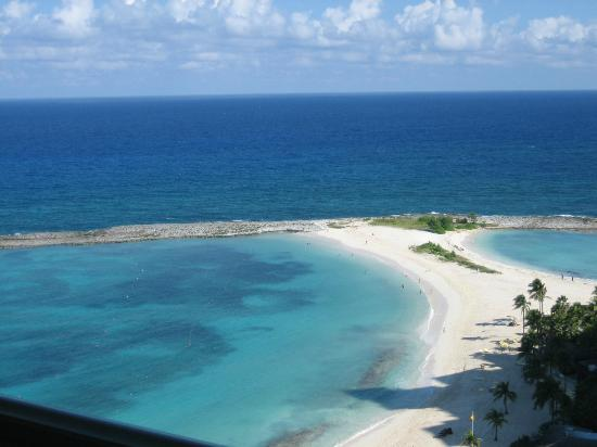 The Reef Atlantis, Autograph Collection: view from balcony 21st floor