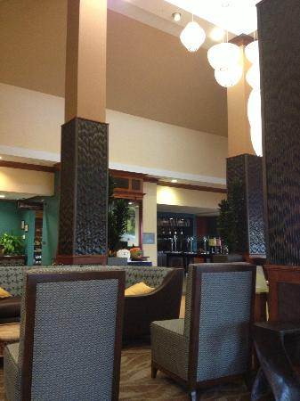 Hilton Garden Inn Madison West/Middleton: View of lobby