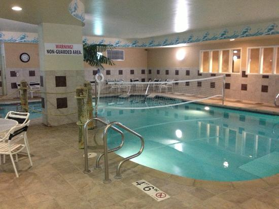 Hilton Garden Inn Madison West/Middleton: Pool area