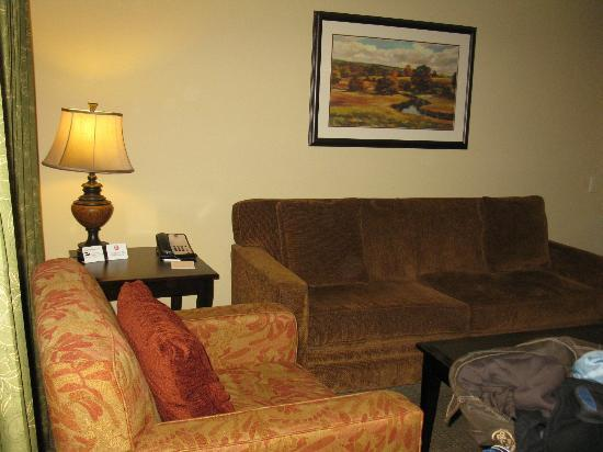 BEST WESTERN Plus Meridian Inn &amp; Suites, Anaheim-Orange: Hotel room
