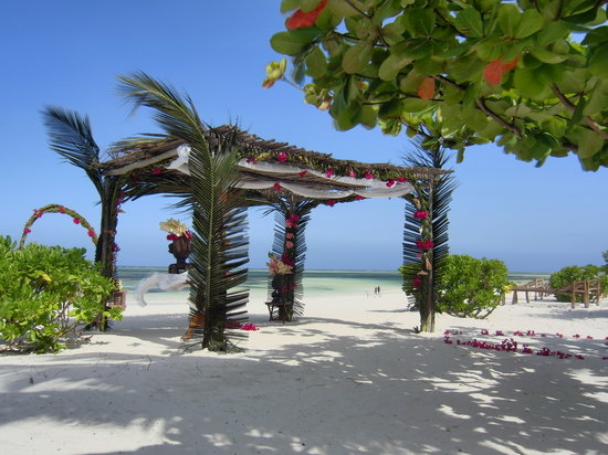 Next Paradise Boutique Resort: wedding in Next Paradise