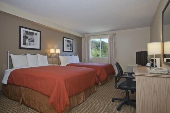 Travelodge Suites Dartmouth: Renovated Guestroom with 2 Queen Beds