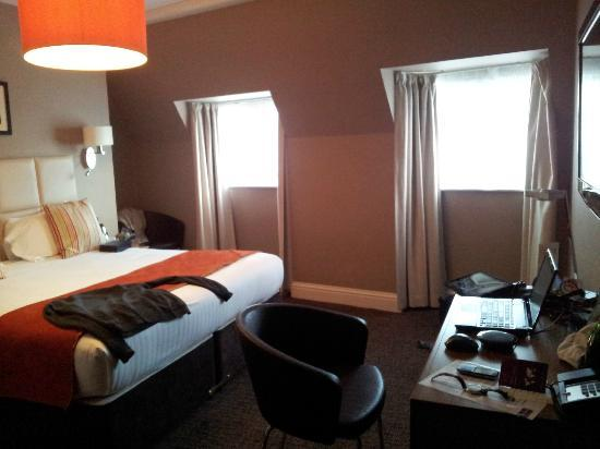 Mercure Nottingham City Centre Hotel: Room