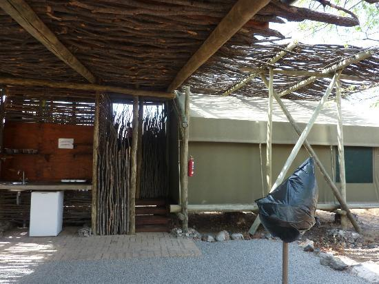 Etosha Village: Our room