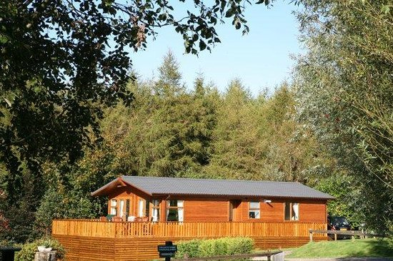 Longnor Wood Holiday Park