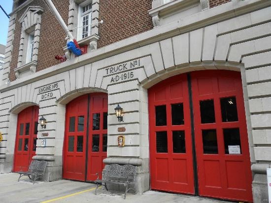 D C Fire And Ems Museum Washington Dc Dc Address