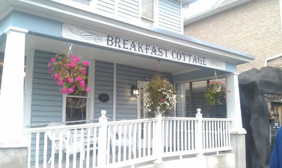 Quality Inn Gettysburg Motor Lodge: Breakfast Cottage
