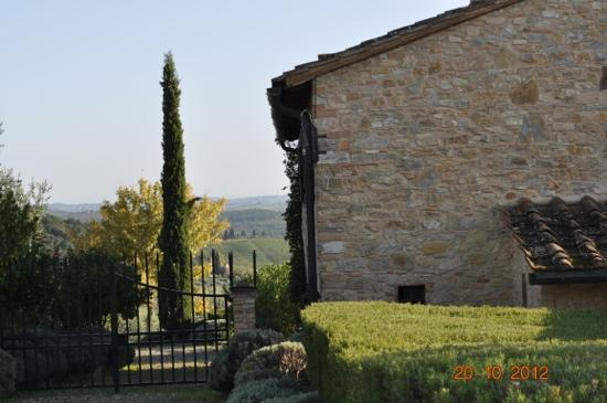 Tenuta Casanova,Castellina in Chianti.