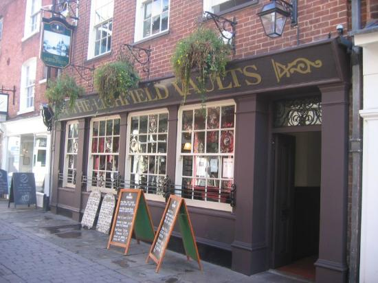Hereford Pubs And Restaurants