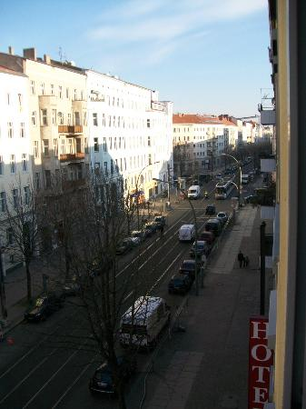 Hotel Pension Kastanienhof: view from the room