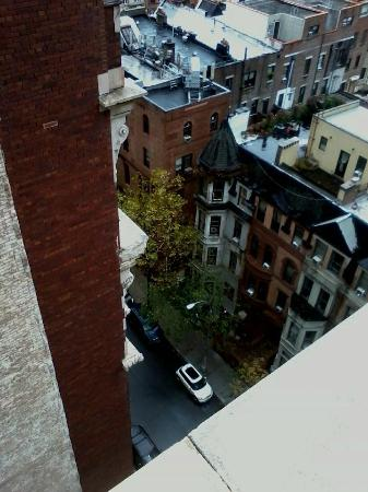  : Room 1305- balcony view