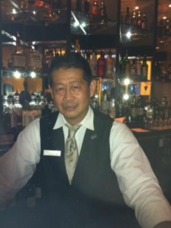 The Westin Fort Lauderdale: Best bartender in town!