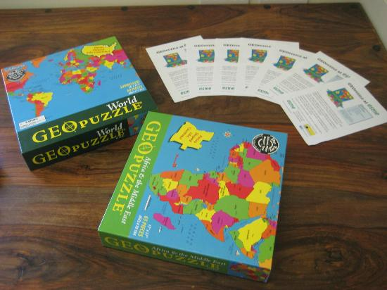 Garstang, UK: Fair trade games and literature