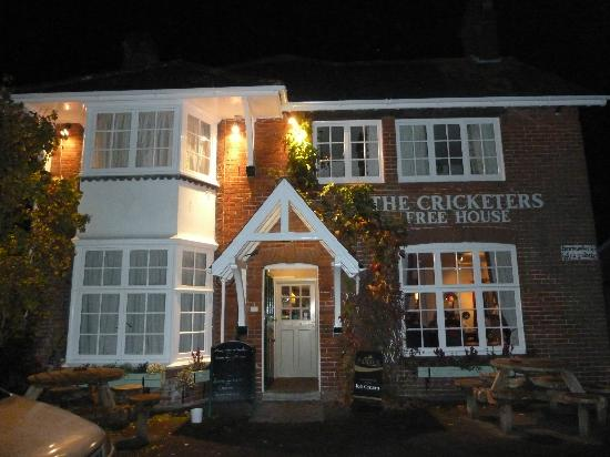 The Cricketers at Shroton