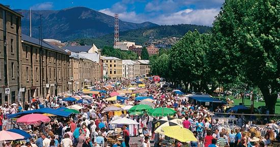 Salamanca Market Hobart Australia Hours Address Tickets Amp Tours Attraction Reviews