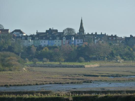 The Hope & Anchor: Alnmouth and the Aln estuary