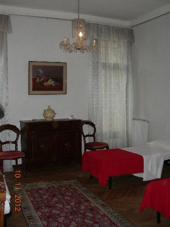 Friendly Venice: Our room
