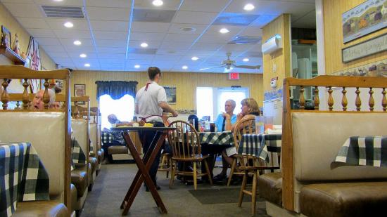 Inside Yoders Picture Of Yoder S Restaurant Sarasota