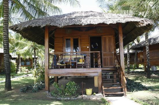 Coco Beach Resort: Number 25, right on the beach