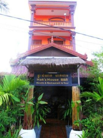 Hak's House - Siem Reap Guesthouse