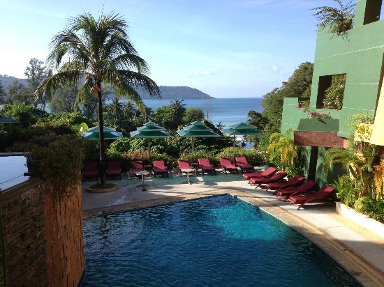 The Aspasia Phuket: Great view.