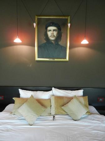 My room picture of design hotel mr president belgrade for Design hotel mr president