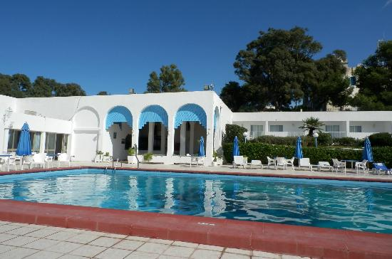 Picture of hotel sidi bou said sidi bou said for Meuble 5 etoiles tunisie ezzahra