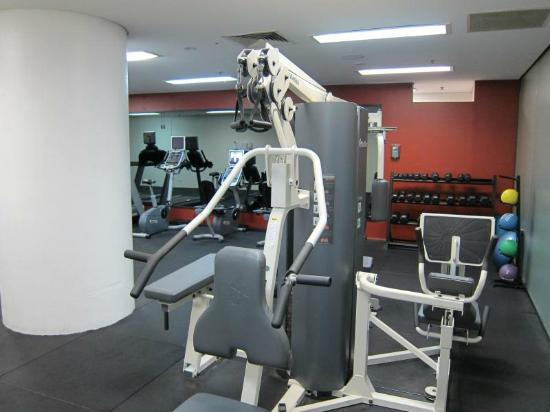 Hilton Brisbane: More ways to train in the gym