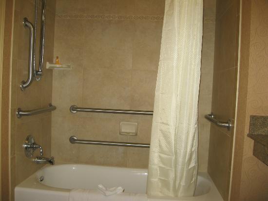 La Quinta Inn & Suites Twin Falls: Bathtub