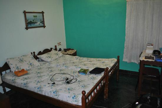 Green House Home Stay: Bedroom